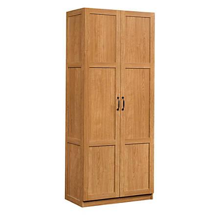 Sauder® Select Storage Cabinet, Highland Oak