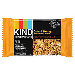 KIND Oats Honey With Toasted Coconut
