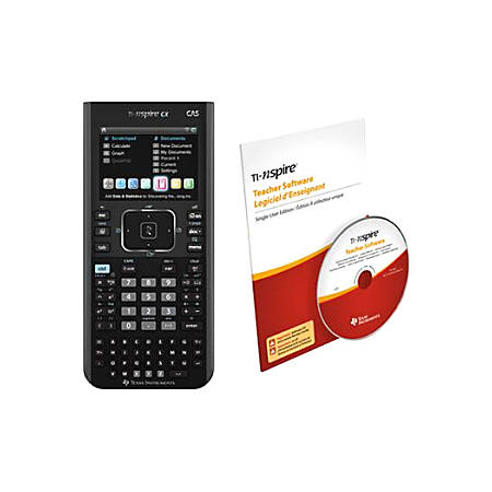 Texas Instruments TI-Nspire CX CAS Handheld