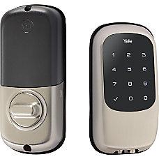Yale YRD120 Touchscreen Deadbolt T1L Standalone