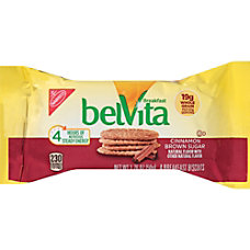 belVita Breakfast Biscuits Individually Wrapped Hydrogenated