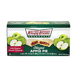 Krispy Kreme Glazed Apple Pies 4