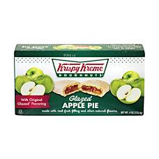 Krispy Kreme Glazed Apple Pies 4