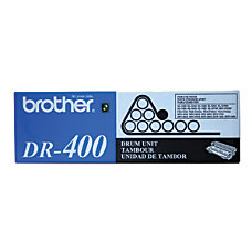 Brother DR 400 Black Drum Unit