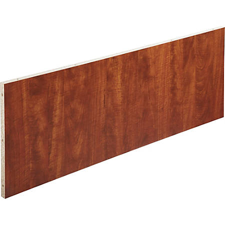 Lorell® Prominence Conference Table Modesty Panel, For 4' Top, Cherry
