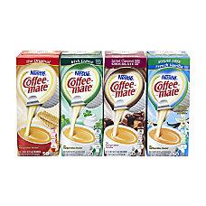 Coffee Mate Singles Flavor Variety Pack