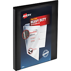Avery Heavy Duty View Binder 12