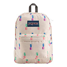 JanSport Superbreak Backpack Pineapple Punch