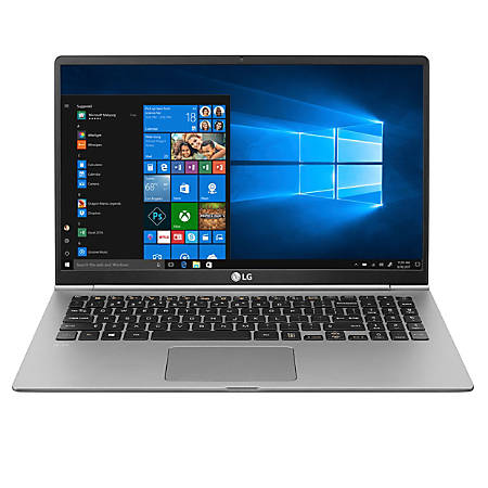 "LG gram Z990 Series Laptop, 15.6"" Touch Screen, Intel® Core™ i7, 16GB Memory, 256GB Solid State Drive, Windows® 10, 15Z990-A.AAS7U1"