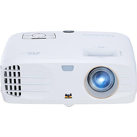 ViewSonic® 4K DLP Home Theater Projector, PX727-4K