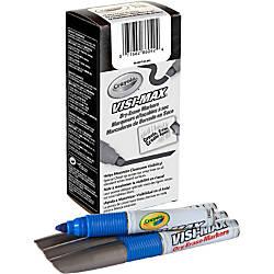 Crayola Visi Max Dry Erase Markers