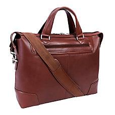 McKlein R Series Arcadia Slim Briefcase