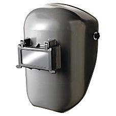 WELDING HELMET SHELL GRAY W4001 MOUNTING
