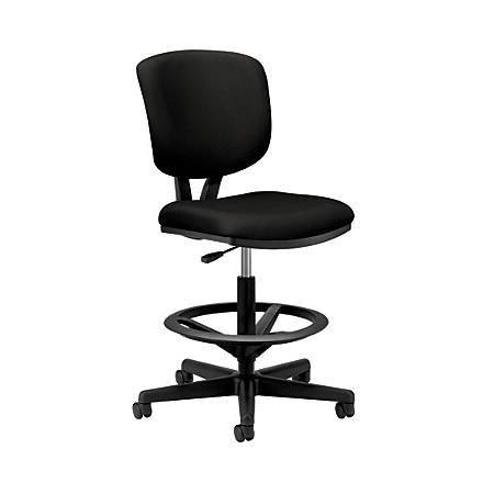Superb Hon Volt Adjustable Height Stool Black Item 998530 Caraccident5 Cool Chair Designs And Ideas Caraccident5Info