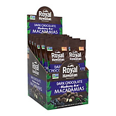 Royal Hawaiian Dark Chocolate Blueberry Acai
