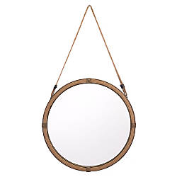 Zuo Modern Cuerda Round Mirror 23