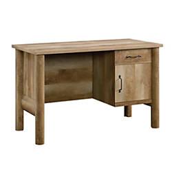 Sauder Boone Mountain Desk Craftsman Oak