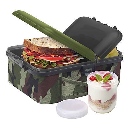 Smash Lunch Box, Camo