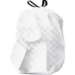 Glad 30 gal ForceFlexPlus Drawstring Bags