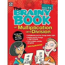 Thinking Kids Brainy Book Of Multiplication