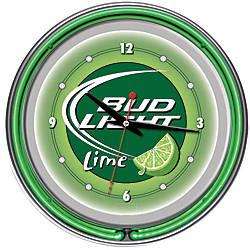 Bud Light Lime 14 Neon Wall
