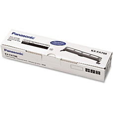 Panasonic KX FAT88 Black original toner