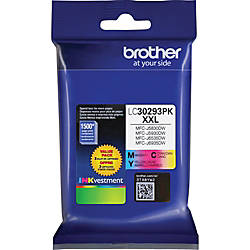 Brother Genuine LC30293PK INKvestment Super High
