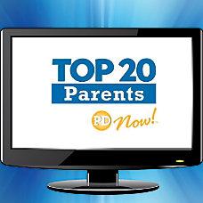 The Master Teacher Top 20 Parents