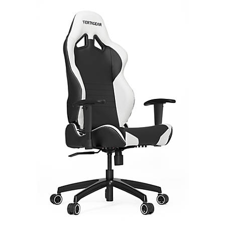 Vertagear Racing Series S-Line SL2000 Gaming Chair, Black/White