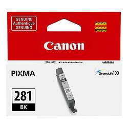 Canon Ink Tank CLI 281 Black