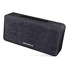 HyperGear Fabrix Wireless Speaker Black 14296