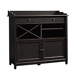 Sauder Edge Water Sideboard Storage Display
