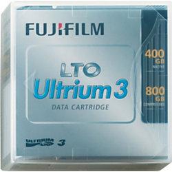 Fujifilm LTO Ultrium 3 Data Cartridge - LTO Ultrium LTO-3 - 400GB (Native) / 800GB (Compressed) - 1 Pack