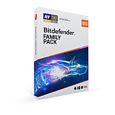Bitdefender Family Pack 2020 15 Devices
