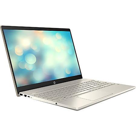 "HP Pavilion 15-cs2000 15-cs2076nr 15.6"" Touchscreen Notebook - 1366 x 768 - Core i3 i3-8145U - 8 GB RAM - 1 TB HDD - Warm Gold, Luminous Gold - Windows 10 Home 64-bit - Intel UHD Graphics 620 - Bluetooth - 9.50 Hour Battery Run Time"