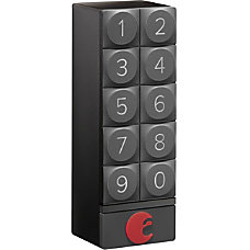 August Smart Keypad Door Key Code
