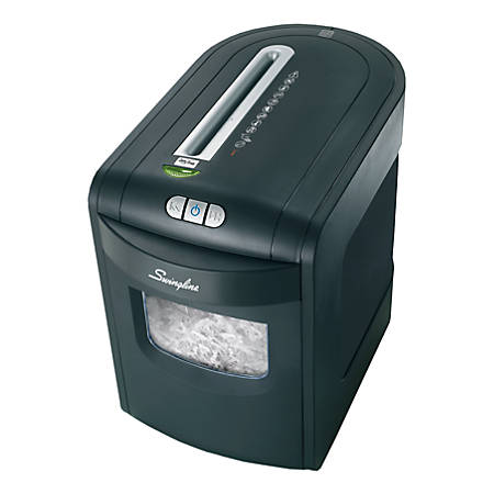 Swingline® GBC® EX10-06 Cross-Cut Jam Free Shredder